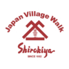 Shirokiya Japan Village Walkロゴ
