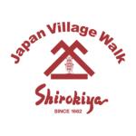 Shirokiya Japan Village Walkロゴ