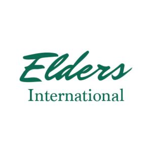 エルダース栄養化学研究所のロゴ